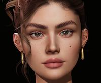 Beauty Marks and Freckles For Lelutka Evolution (BoM)