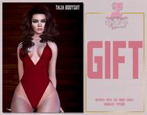 [EN] Talia Bodysuit *Gift*