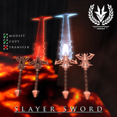 [Echelon] // Slayer Sword