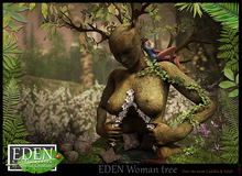 (*.*) EDEN Woman tree