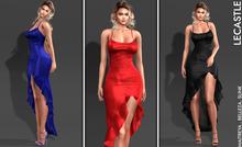 [LC] Corina Dress With Frills