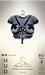 [sYs] INANA Tshirt & straps (body mesh) - black & grey HUD