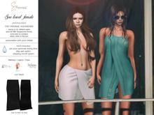 S&P Spa interative towel female black (wear to unpack)
