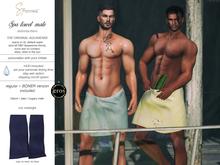 S&P Spa interative towel male midnight (wear to unpack)