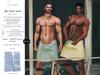 S&P Spa interative towel male sky (wear to unpack)