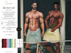 S&P Spa interative towel male FATPACK (wear to unpack)