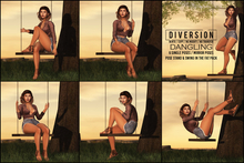Diversion - Dangling Poses (Wear To Unpack)