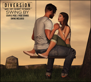 Diversion - Swing By - Couple Pose (Wear To Unpack)