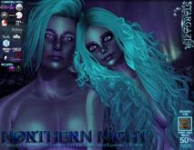 [Stargazer Creations] Skin Set - Northern Night