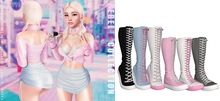 Rebelpill - Rebell Collection Boots Fatpack