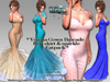 *LQC* ♕ Verona Gown brocade FATPACK ♕