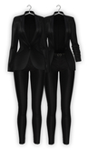 erratic / wexler - suit / black (maitreya,lara petite)