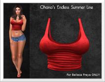 Ohana Endless Summer Tanktop Fatpack [BF] (WEAR TO UNPACK)