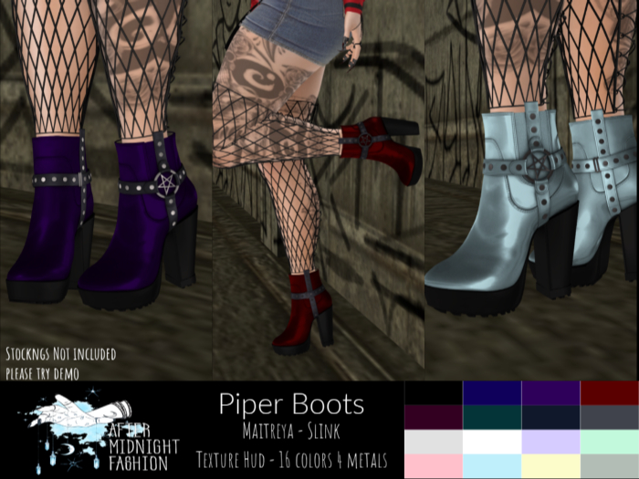 ::AMF:: Piper Boots