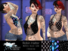 ::AMF:: Robin Halter-  Add To Open