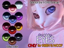 Berrybird - Constellation Eyes [Basic Pack] (Kibby&Woof Eyes)