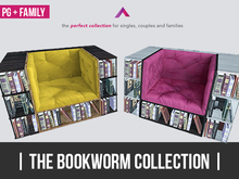 The Bookworm Collection [PG + Family]