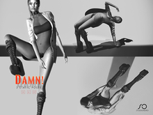 :studiOneiro: Damn! set /poses/