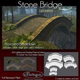Stone Bridge - Full Permission Mesh