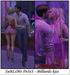 SuBLiMe PoSeS - Billiards Kiss Couple