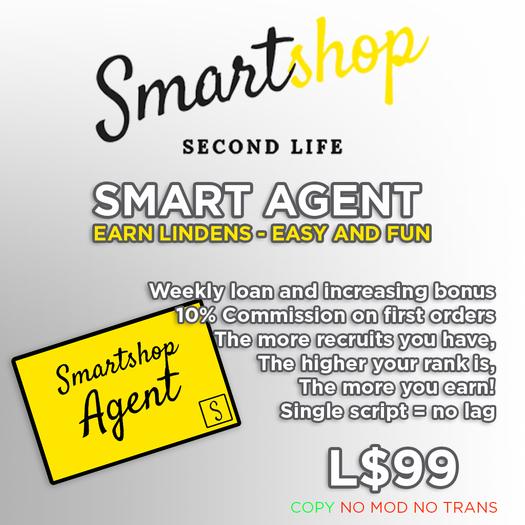 Smartshop.gg™ – Agent HUD