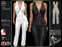 PROMO -50% Stars - Maitreya, Slink, Belleza - Marissa jumpsuit