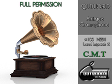 .::QUTWORLD .::Antique Gramophone::.FP Unpack (ADD)