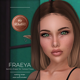 .[ KUMIHO ]. FRAEYA Bento Shape for Catwa Freya GIFT