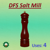 DFS Salt Mill