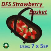 DFS Strawberry Basket