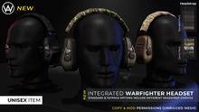[WAZ] Integrated Warfighter Headset (Standard) BOXED [Add/Rezz]