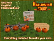 VWHS - Halloween Store - The Pumpkin Patch Kit