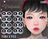 {S0NG} :: Yuki Eyes (Fatpack)