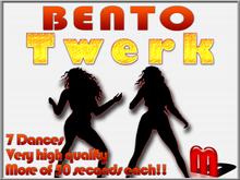 MocapAnimations Twerk BENTO Dance Pack!