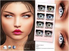 Reve Rose - Margerette Eyes Fatpack *Catwa&LeLutka&Genus*