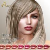 ATIA's Breeze Glossy Lip Tattoos Fat Pack