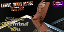 Leave Your Mark Tattoo - Stars Remind You