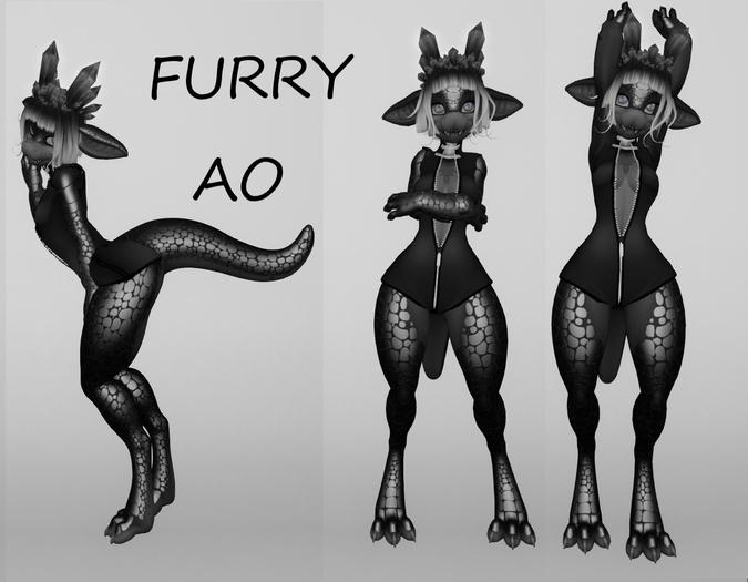 1L Gift AO Funny Furry 2