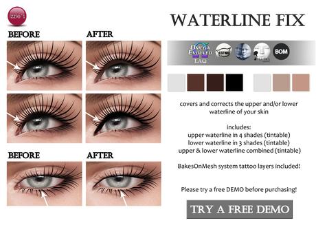 Izzie's - Waterline Fix