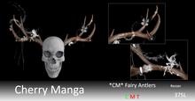 *CM* Fairy Antlers