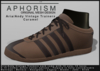 !APHORISM! - Aria/Andy Vintage Trainers - Caramel