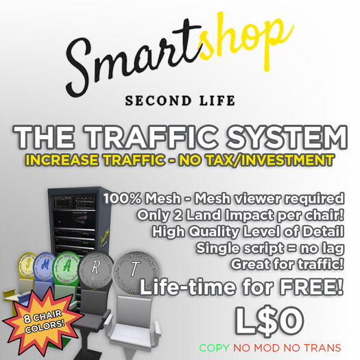 The Traffic System – Lucky Chair