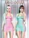 Dead Dollz - Tanya Dress - Fatpack