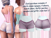Lunar - Baby Shorts & Panties - Dusk