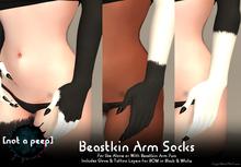 [n.a.p] Beastkin Arm Socks for BoM