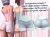 Lunar - Baby Shorts & Panties - Mirage Blue