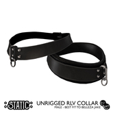 ::Static:: Bound Collar {Black} Male