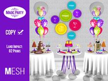 Birthday - Celebrate SET
