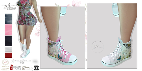 ♥ {GH} ♥ Glam Nights Sneakers