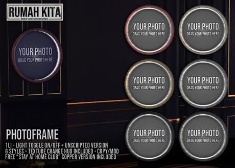 Rumah Kita - Photoframe with HUD